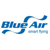Bagaje de mana Blue Air