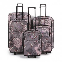 Set 5 Trolere Explorer Pink Butterfly