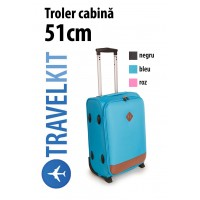 Troler cabina Light 51cm